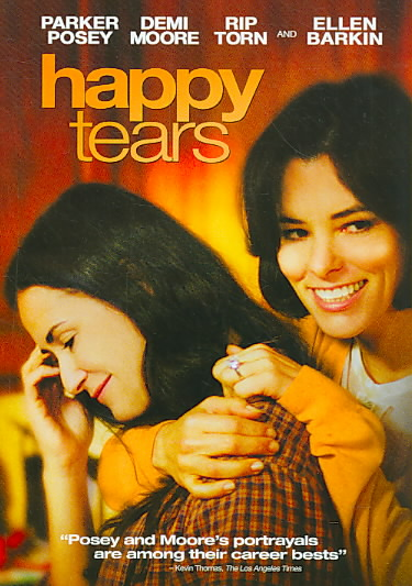HAPPY TEARS BY MOORE,DEMI (DVD)